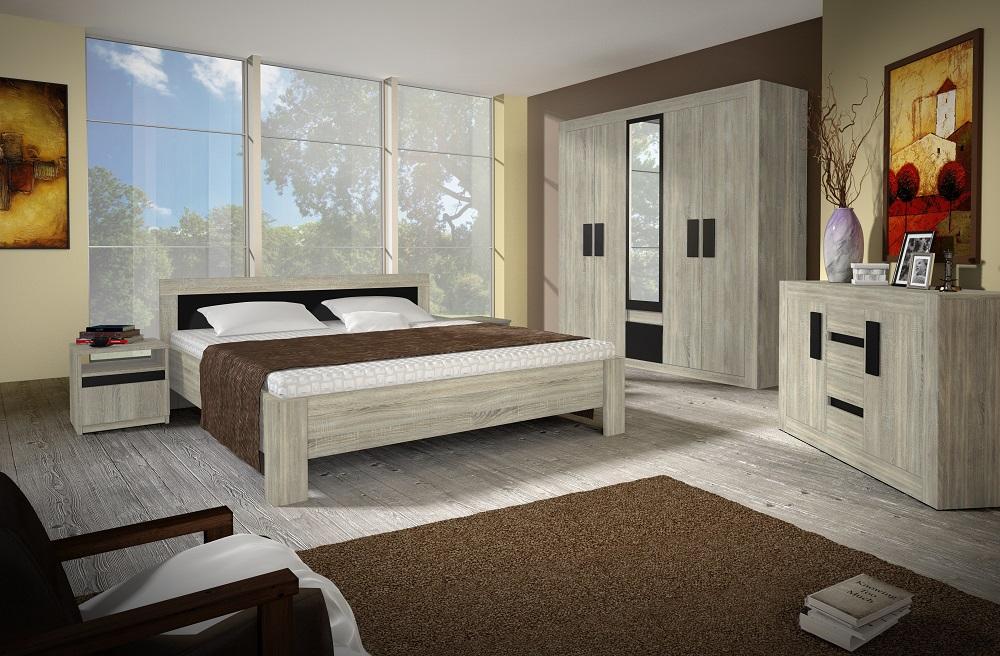 Sypialnia Madryt -2 kolory
