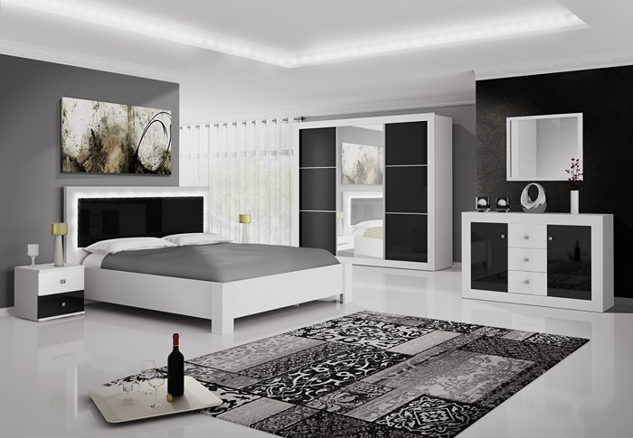 Sypialnia Romo
