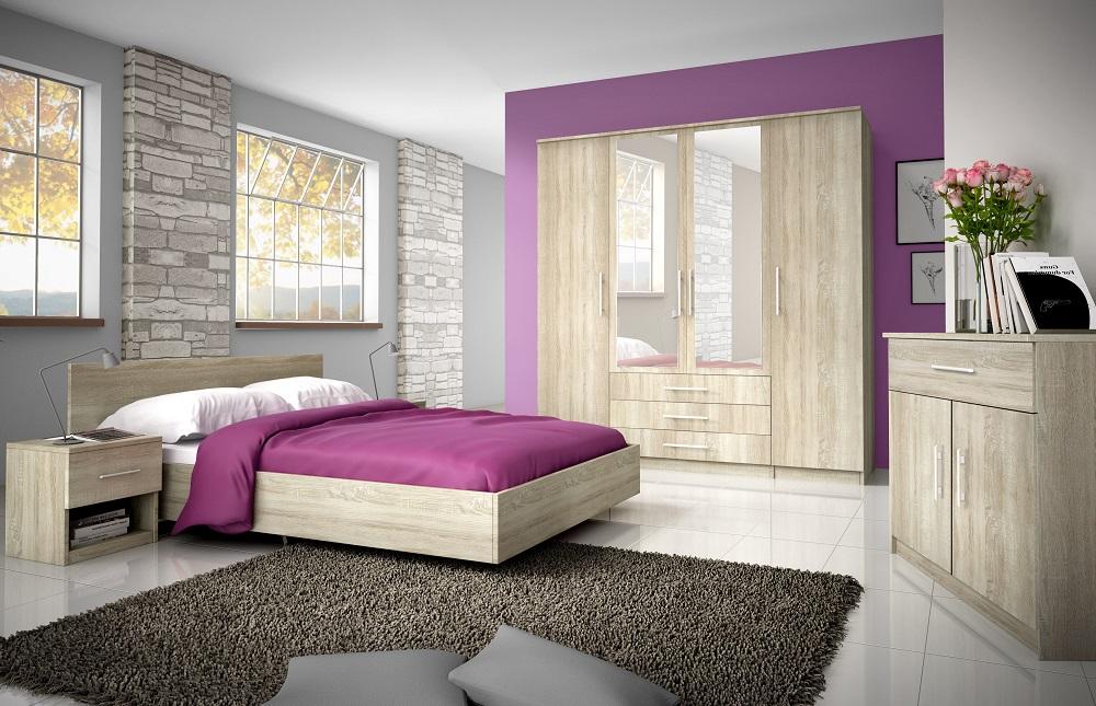 Sypialnia Szanel