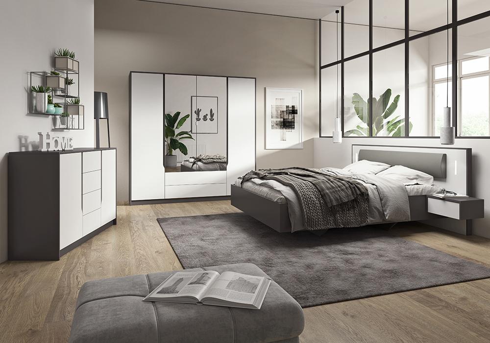 Sypialnia Segda