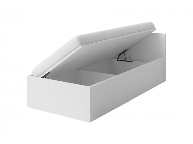 Łóżko SMART 46 90x200 cm z pojemnikiem, System SMART