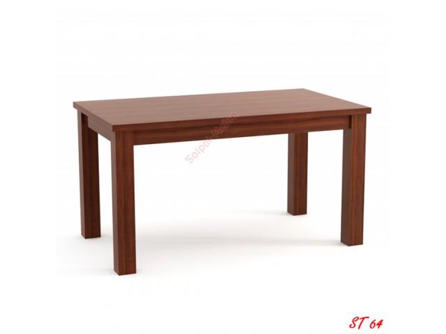 Stół ST 64, 200x100+70 cm, Fornir, Różne rozmiary