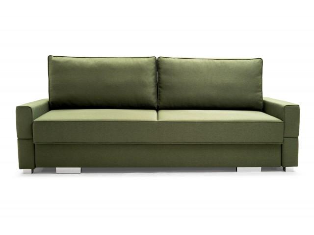Kanapa SUZANA - 230 cm, Sprężyny na całej powierzchni spania