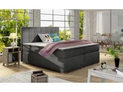 Łóżko kontynentalne ALICE z powierzchnią spania 160 x 200 cm