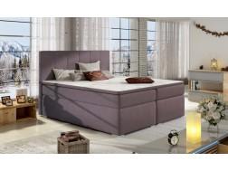 Łóżko kontynentalne BOLERO z powierzchnią spania 140 x 200 cm