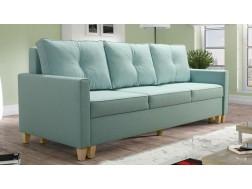Kanapa, Sofa BERG 223 cm, Rozkładana, Sprężyny
