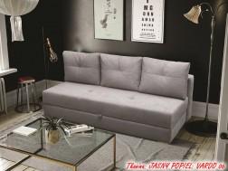 Kanapa, Sofa DAFNE 203 cm, Sprężyny