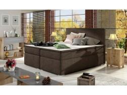 Łóżko kontynentalne DIVALO z powierzchnią spania 160 x 200 cm