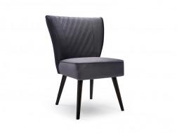 Fotel, Krzesło PABLO 63 cm, Silikon