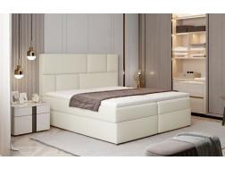 Łóżko kontynentalne FLORENCE z powierzchnią spania 140 x 200 cm