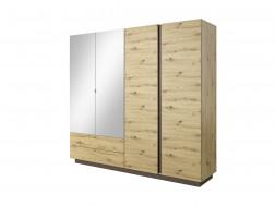 Szafa Arko - 220 cm z lustrem