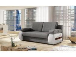 Kanapa, Sofa LAURA 200 cm, Rozkładana, Sprężyny