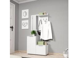 Garderoba do przedpokoju MONIK -2 kolory