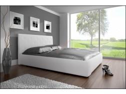 Łóżko tapicerowane RAFAEL 160x200 cm