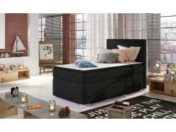 Łóżko kontynentalne ROCCO z powierzchnią spania 90 x 200 cm