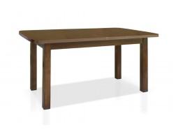 Stół rozkładany ST 12, 160x90+40 cm, Fornir, Różne kolory