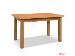 Stół ST 22, 130x70+50 cm, Laminat