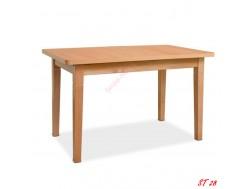Stół ST 28, 130x70+50 cm, Laminat