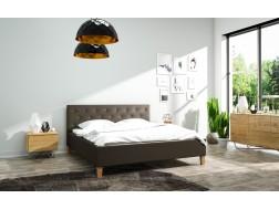 Łóżko tapicerowane SZYMON pod materac 140 x 200