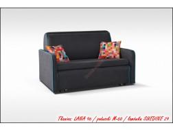 Kanapa, Sofa YORK 2R 132 cm, Pianka HR