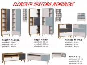 Elementy systemu Memone