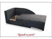 Kanapa LENA 150 cm, Rozkładana, Sprężyny