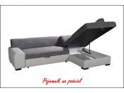 Duży narożnik pokojowy MIDAS 260 cm, Sprężyny