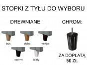 NAROŻNIK POKOJOWY LOTTO VI 343 cm, Kształt U, Sprężyny