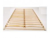 Łóżko tapicerowane AGNES pod materac 140 x 200 z pojemnikiem na pościel.