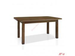 Stół ST 12, 160x90+40 cm, Laminat