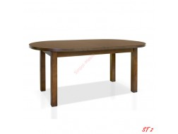 Stół ST 2, 170x90+2x40 cm, Laminat
