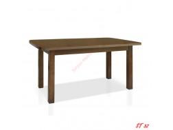 Stół ST 32, 160x90+2x40 cm, Laminat